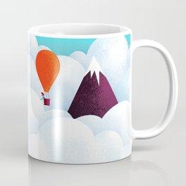 The taste of clouds Coffee Mug