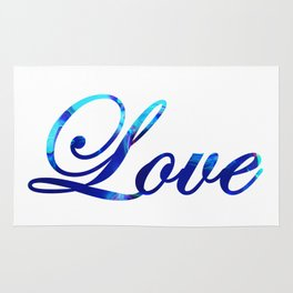 Liquid Love Rug