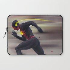 Reverse Flash Laptop Sleeve