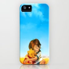 Everything is Right iPhone SE Slim Case