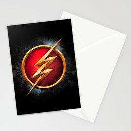 shield strength Stationery Cards