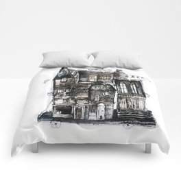 you and me Comforters