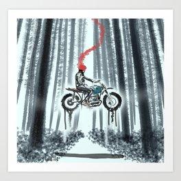 Soulow Art Print