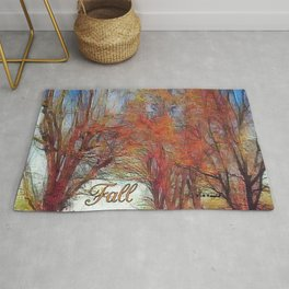 Fall Brilliance Rug