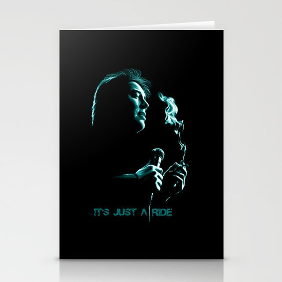 Bill Hicks 1961-1994 – It's Just A Ride Stationery Cards