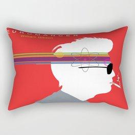Neuromancer Rectangular Pillow