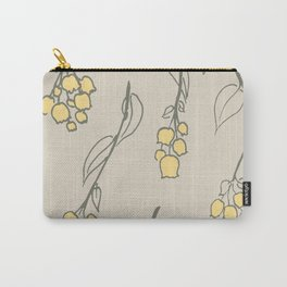 falling down Carry-All Pouch