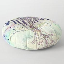Magic Beans Floor Pillow