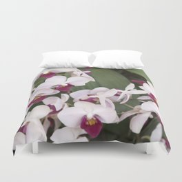 Longwood Gardens Orchid Extravaganza 1 Duvet Cover