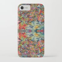 lake iPhone & iPod Cases featuring Lake by C Z A V E L L E