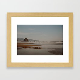 Glow Framed Art Print