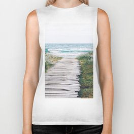 Path to my Heart Biker Tank