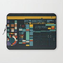 Control Interface Laptop Sleeve
