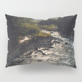 The Sandy River II Pillow Sham