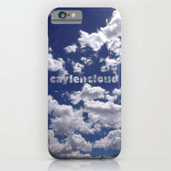 CaylenCloud. iPhone & iPod Case