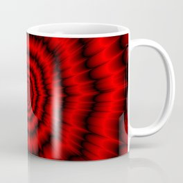 The Menacing Explosion Coffee Mug