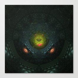 Orbs Canvas Print