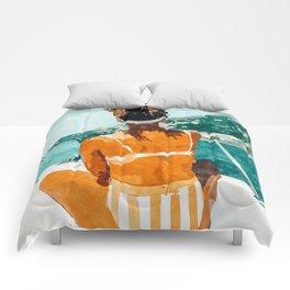 Solo Traveler Comforters