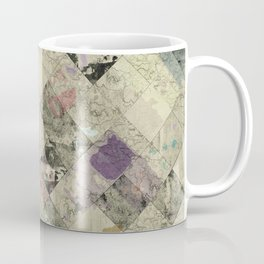 Abstract Geometric Background #25 Coffee Mug