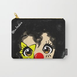 Ms Clown Carry-All Pouch