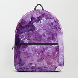 Purple Gems Backpack