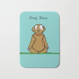 Dog Zen Bath Mat
