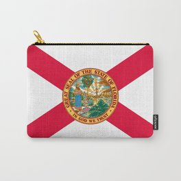 Flag of Florida Carry-All Pouch