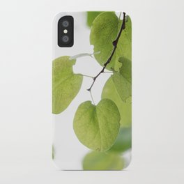 Against the Dying of the Light iPhone Case