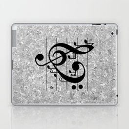 Love Music Laptop & iPad Skin