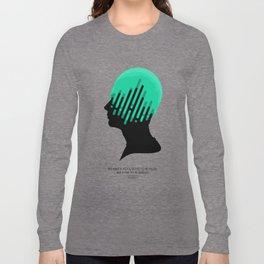 The Mind. Long Sleeve T-shirt