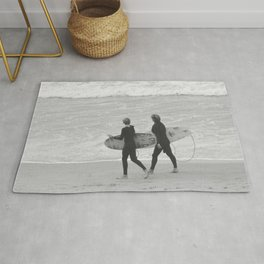 Father and Son 2 Rug