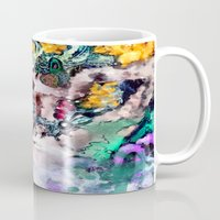 ursula Mugs featuring Ursula  by RDsix3