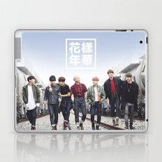 BTS + I need u Laptop & iPad Skin