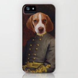 Sergeant McLeod iPhone Case