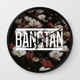 BANGTAN Wall Clock