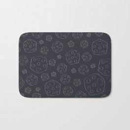 Space Rocks (Patterns Please Series #5) Bath Mat