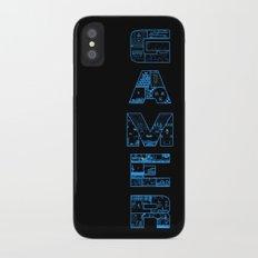 Gamer  iPhone X Slim Case