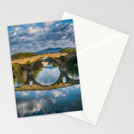 Bridge of Reflections Stationery Cards