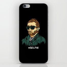 Van Gogh: Master of the #Selfie iPhone Skin