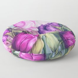 It Might As Well Be Spring Floor Pillow