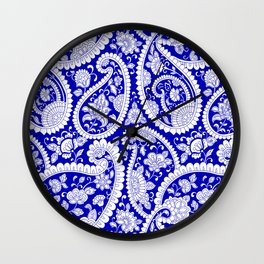 Seamless Art - 7 Wall Clock