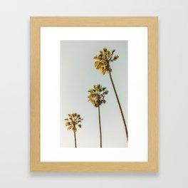 Summer Vibe Framed Art Print