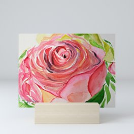Rosebud Mini Art Print