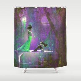 Lake Tahoe 4000 Shower Curtain