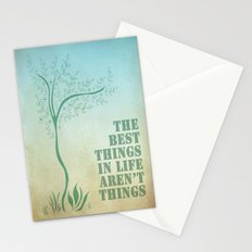 Best things. Stationery Cards