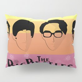 The Big Beatle Theory Pillow Sham