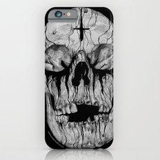 Black blooded Slim Case iPhone 6s