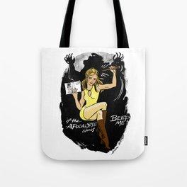 Buffy Pin up Tote Bag