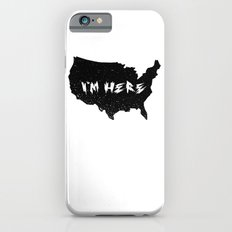 I'm Here USA iPhone 6 Slim Case