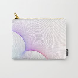 Innovation Through Technology Web And Data Art Carry-All Pouch